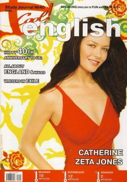 Cool English Magazine №40 2008 Literature Special