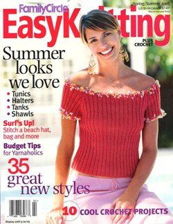 Family Circle Easy Knitting 2005 Spring/Summer