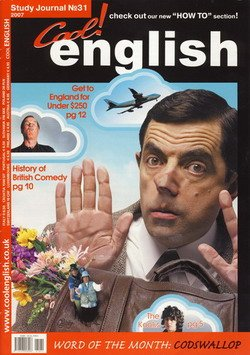 Cool English Magazine �31 2007 British Comedy Special