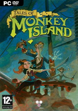 Tales of Monkey Island - Collection Edition (2010/RUS/ENG/Repack by R.G. Catalyst)