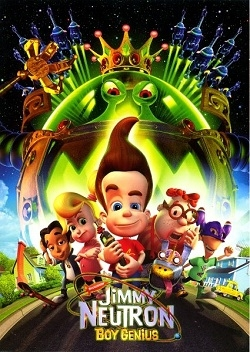 Джимми Нейтрон: мальчик гений / Jimmy Neutron Boy Genius (2001) DVDRip