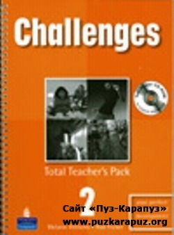 Williams M, Fricker R. - Challenges 2