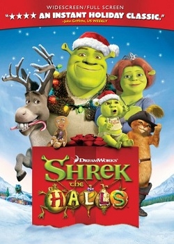Шрек: Рождество / Shrek: The Halls (2007) HDTVRip