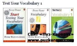 Start testing your vocabulary. Test Your Vocabulary 1