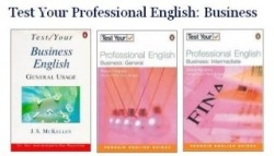 Test Your Business English. Test Your Professional English Business