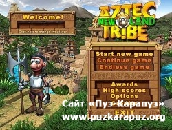 Aztec Tribe: New Land Final (2011/ENG/Full)