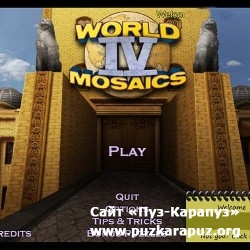 World Mosaics 4 (2011/Final/Full)