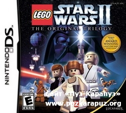 LEGO Star Wars 1-2 2006-2007 (DS)