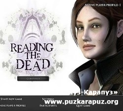 Reading the Dead (2011/Final/ENG)