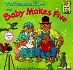 Stan and Jan Berenstain - The Berenstain Bears and Baby Makes Five (2000) PDF