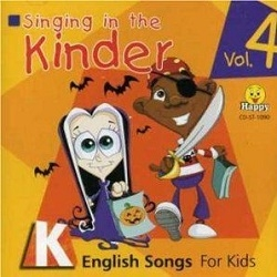 F. Feiguelblat, C. Fernandez - Singing in the Kinder Vol.4 (2005) MP3