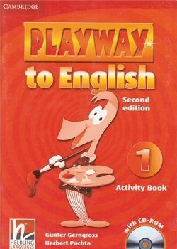 Gunter Gerngross, Herbert Puchta - Playway to English 1 Second edition (2009) DVD, CD-ROM, PDF