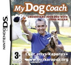 My Dog Coach With Ceasar Milan  2008 (DS)