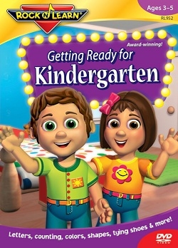 ������ � �����: ���������� � ������� ��� / Rock 'N Learn: Getting Ready for Kindergarten (2005) DVD5+DVDRip