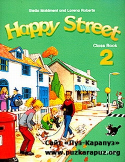 Maidment S., Roberts L.- Happy street 2. ���������������