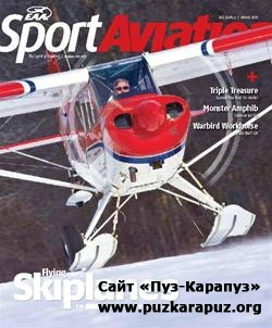 Sport Aviation No 3 2010