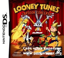 Looney Tunes: Cartoon Concerto! 2008 (DS)
