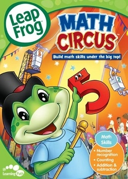 Leap Frog: Letter Factory / Talking Words Factory / Learn to Read at the Storybook Factory / Leap Frog: Math Circus (2009) DIVX