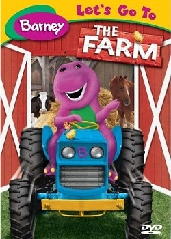 Барни - Поехали на ферму / Barney - Lets Go To The Farm (2005) DVDRip