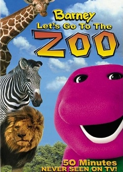 Барни - Идем в зоопарк / Barney - Let's Go to the Zoo (2003) DVD5