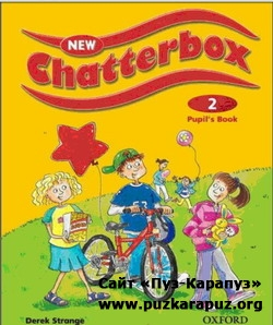 Strange D - New Chatterbox. Level 2. beginners, elementary