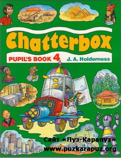 Strange D, Holderness J. - New Chatterbox. Level 4. beginners, elementary