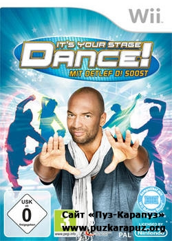 Dance It's your Stage (2010/Wii/ENG/PAL)