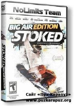 Stoked: Big Air Edition (2011/ENG/Repack от R.G. NoLimits-Team GameS)