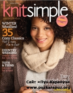Knit Simple №21 2010/11 Winter