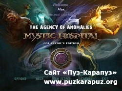 The Agency of Anomalies: Mystic Hospital - Collectors Edition (2011/Final/ENG)
