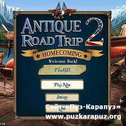 Antique Road Trip 2: The Homecoming (2011/Final/PC)