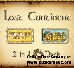 Lost Continent 2 in 1 Pack (2011/ENG/Final)