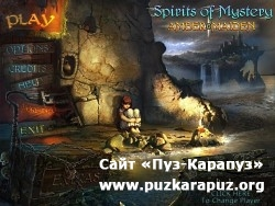 Spirits of Mystery Amber Maiden: Collectors Edition (2011/ENG/Final)