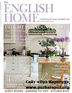 The English Home - June 2011