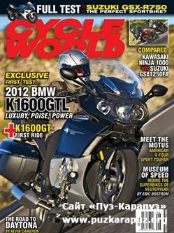 Cycle World - June 2011