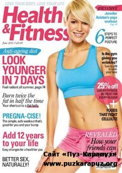 Health & Fitness - June 2011