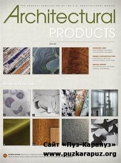 Architectural Products - April 2011