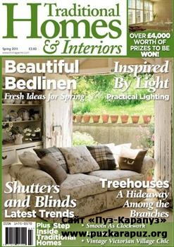 Traditional Homes & Interiors - Spring 2011