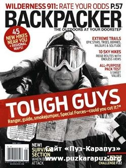 Backpacker - May 2011