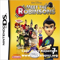 Meet the Robinsons 2007 (DS)