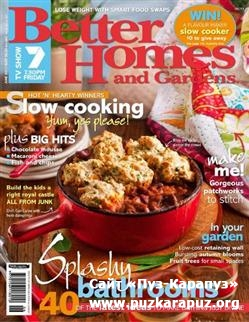 Better Homes and Gardens - June 2011 (Australia)
