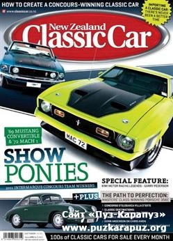 New Zealand Classic Car - May 2011