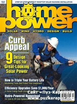 Home Power - April/May 2011