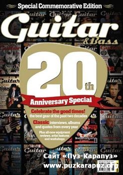 Guitar & Bass - June 2011