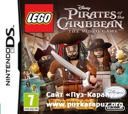 LEGO Pirates of the Caribbean: The Video Game  2011 (DS)