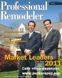 Professional Remodeler - May 2011