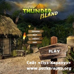 Escape from Thunder Island (2011/ENG/Final)