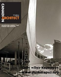 Canadian Architect - May 2011
