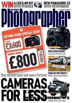 Amateur Photographer – 21 May 2011