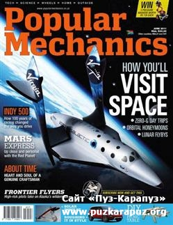 Popular Mechanics - June 2011 (South Africa)